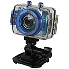 more details on Vivitar DVR783HD Action Camera - Blue.