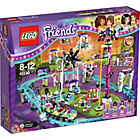 more details on LEGO Friends Amusement Roller Coaster - 41130.