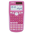 more details on Casio FX-85GT Plus Scientific Calculator - Pink.