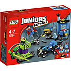 more details on LEGO Juniors Batman and Superman Vs Lex Luthor - 10724.