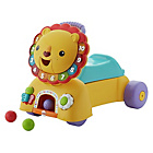 more details on Fisher-Price 3-in-1 Sit, Stride & Ride Lion