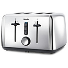 Breville 4 Slice Toaster - Stainless Steel