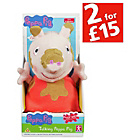 more details on Peppa Pig Plush 7 inch Peppa Muddy Puddle.