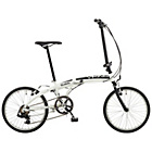 more details on Viking Westlake 20 Inch Alloy Folding Bike - Unisex.