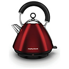 more details on Morphy Richards 102029 Accents Pyramid Red Kettle.