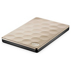 more details on Seagate BUP Ultra Slim 2TB Portable Hard Drive - Gold.