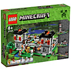 more details on Lego Minecraft The Fortress.