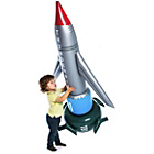 more details on Thunderbird 1 Inflatable Rocket.