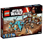 more details on LEGO Star Wars Encounter on Jakku - 75148.