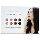 more details on Young and Gifted Peace Eye Shadow Palette.