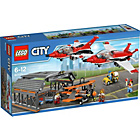 more details on LEGO City Aiport Air Show - 60103.