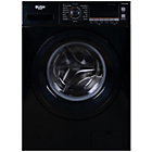 more details on Bush WDNSX86B Washer Dryer - Black.