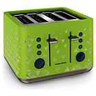 Morphy Richards Prism Toaster - Green