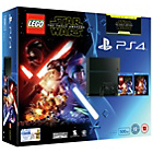 more details on PS4 500GB Console, LEGO Star Wars Game and Star Wars Blu-Ray