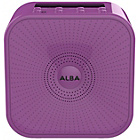 more details on Alba Bluetooth DAB Radio - Purple.