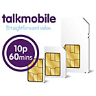 more details on Talkmobile 3-in-1 SIM Card.
