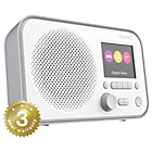 more details on Pure Elan 3 Colour Screen DAB Radio - Dove Grey.