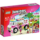 more details on LEGO Juniors Emma's Ice Cream Truck - 10727.