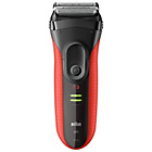 more details on Braun Series 3030 Shaver.