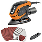 more details on Worx Detail Sander- 55W.