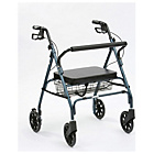 more details on Bariatric Four Wheel Rollator - Extra Wide.