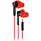 more details on Yurbuds by JBL Inspire 300 In-Ear Headphones - Red and Black