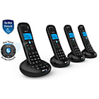 more details on BT 3570 Cordless Telephone with Answer Machine - Quad.