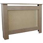 more details on HOME Odell Medium Radiator Cabinet - Raw.