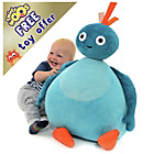 more details on Twirlywoos Jumbo Huggable Great Bighoo.