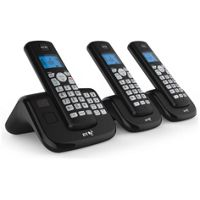 BT 3560 Cordless Telephone with Answer Machine (Triple)