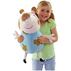 more details on Peppa Pig Peppa 22 inch Plush George Muddy Puddles.