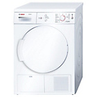 more details on Bosch WTE84106GB Condenser Tumble Dryer - White.