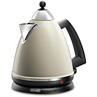more details on Delonghi Argento Cream Kettle.