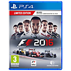 more details on F1 2016 PS4 Pre-order Game.