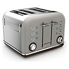 Morphy Richards Accents Special Edition Toaster - Pebble