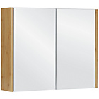 more details on Collection Two Tone Mirrored Cabinet.