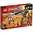 more details on LEGO Ninjago Salvage M.E.C. - 70592.