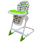 more details on Bebe Style Multi Function Highchair - Green.