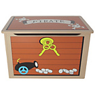 more details on Bebe Style Pirate Treasure Chest Toy Box.