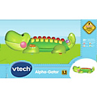 more details on VTech Alpha-Gator.