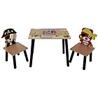 more details on Bebe Style Pirate Theme Table and 2 Chairs.