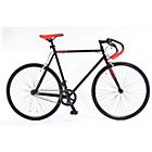 more details on Muddyfox 700c Roadster Mens Bike - Black/Red