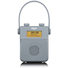 more details on Bush All Weather Rechargeable Bluetooth DAB Radio - Grey.