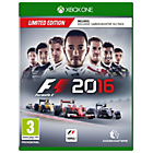 more details on F1 2016 Xbox One Pre-order Game.