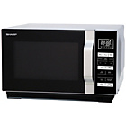 more details on Sharp R360SLM Standard Touch Microwave -Silver.