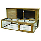 more details on Lazy Bones Extra - Large Rabbit/Guinea Pig Hutch.