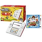 more details on Nintendo 2DS, New Super Mario Bros 2 and Yo Kai Watch Bundle