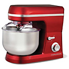 more details on Morphy Richards Accents Stand Mixer - Red.