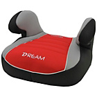 more details on TT Dream Luxe Agora Carmin Group 2-3 Low Back Booster Seat.