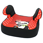 more details on TT Dream Panda Group 2-3 Low Back Booster Seat.